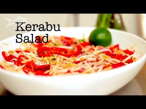 Malaysian Kerabu Salad with John Gregory-Smith - Mighty Spice