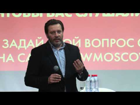 Мастер-класс от Сергея Минаева за 3 минуты    МТС #WOWMOSCOW