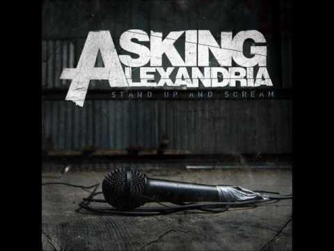 asking alexandria-alerion (karaoke)