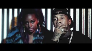 Клип Justine Skye - Collide ft. Tyga