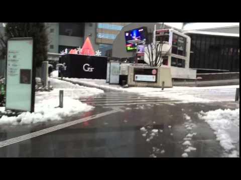 【動画】【投稿】東京大雪!!! Biggest Snow in Tokyo!!!