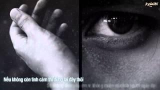 Lại Một Lần Nữa - Kiban [ Video Lyric Kara ]