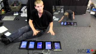 Tablet PC Round Up - Transformer Xoom Galaxy Tab 10.1 Thrive iPad2 Part 2 NCIX Tech Tips
