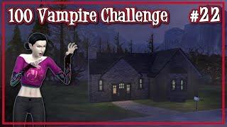 Eight Vampires Turned! #22 - The 100 Vampire Challenge | The Sims 4