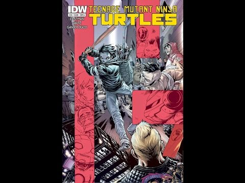 The Comic Vault: Teenage Mutant Ninja Turtles #45 Review