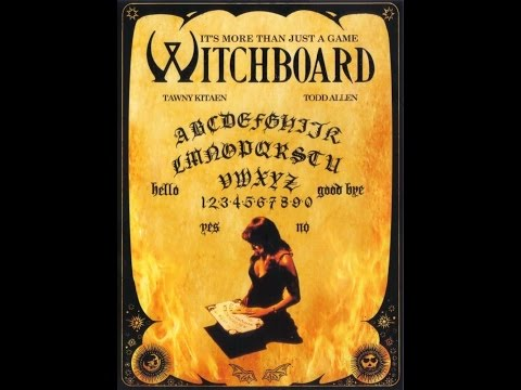 October Horror Reviews: Witchboard (1986)
