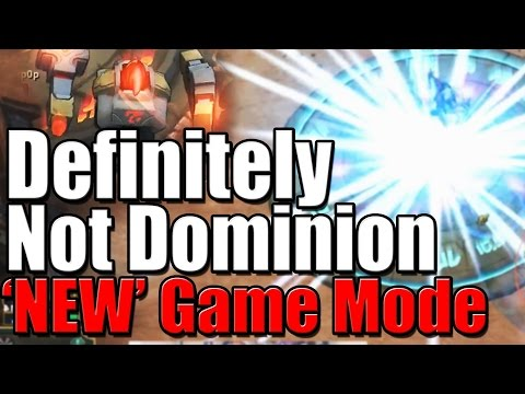 DEFINITELY NOT DOMINION - New Game Mode - League of Legends
