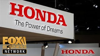 Honda to close its only plant in UK