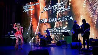 Goyang Inul Inul Daratista Live Indonesian Night 2 Jan 12 2019 Centerstage Fontana California