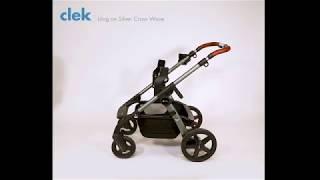 Silver Cross, Wave & Clek Liing Infant Car Seat