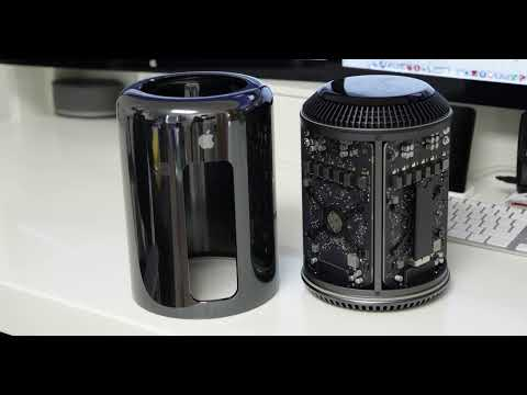 Apple Mac Pro Unboxing Late 2013 [4K]