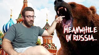 Ponzi | Ρώσος με στρουθοκάμηλο στην Εθνική