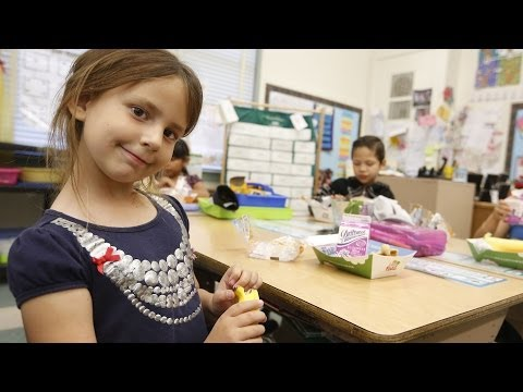 How does school breakfast impact children's nutrition?