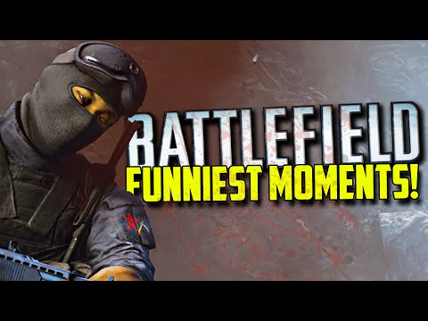 Battlefield 4 Best Moments - Funny Moments, Glitches, Skits (Battlefield  Funniest Moments Montage)