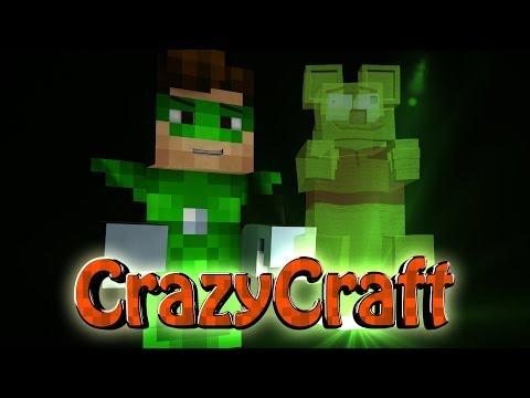 Minecraft | CrazyCraft 2.0 - OreSpawn Modded Survival Ep 107 -