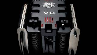 Cooler Master V8 CPU Cooler Video Review