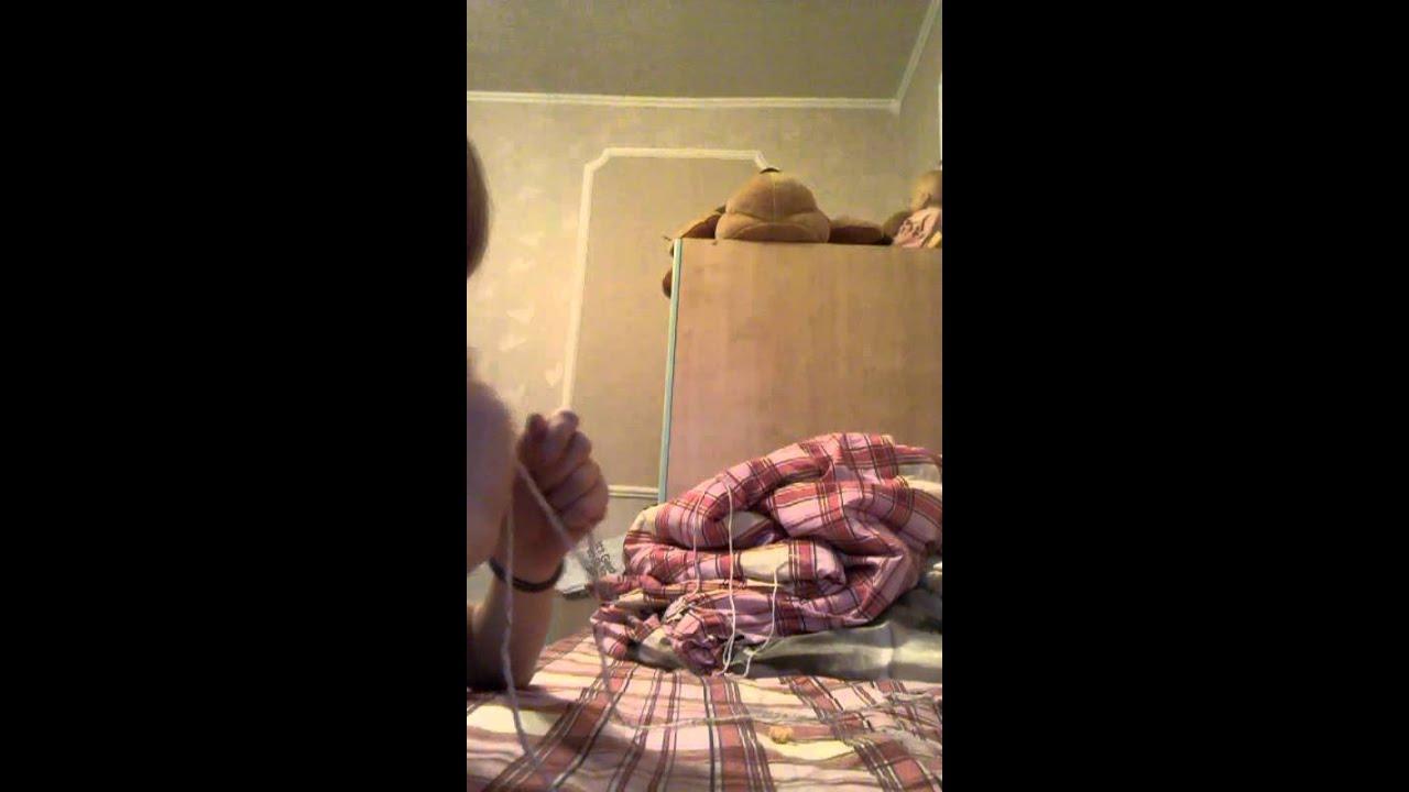 Как делать шиньоны[6]
