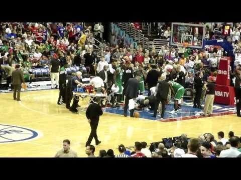 Philadelphia 76ers vs Bostin Celtics - 3/23/12