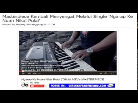 [info Single Lagu Iban 2015] Ngarap Ke Nuan Nikal Pulai - Masterpiece video