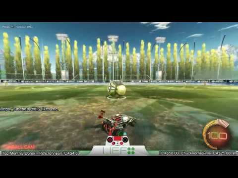 RLDojo Ep 4.5: Basic Ball Control (Plus examples) (Visual) (Y)