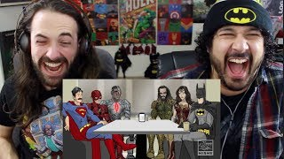 How JUSTICE LEAGUE Should Have Ended - REACTION!!!