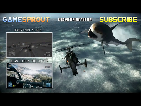 Battlefield 4 MEGALODON Moments!