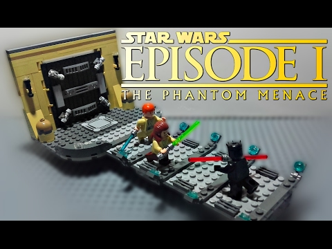 LEGO Star Wars - Duel Of The Fates MOC - Review