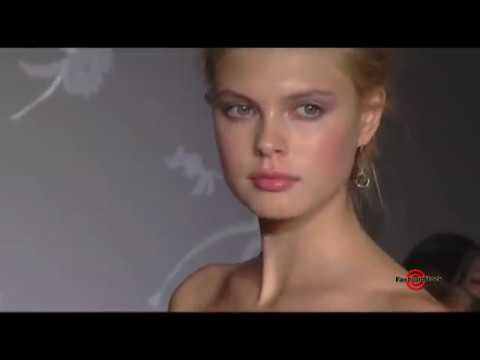 Lazaro Bridal - Spring 2011 NY Fashion Week Runway Wedding Video