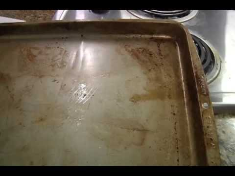 Test It Tuesday Pan Baking Sheet Cleaner Youtube