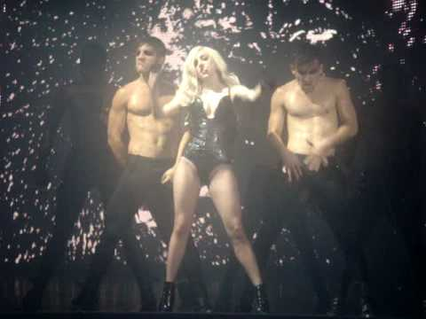 """Teeth"" - Lady Gaga SAN FRANCISCO (Monster Ball 2009)"