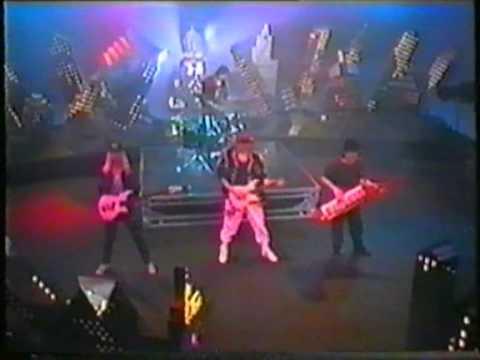 Bertus Staigerpaip-Rits 1987 in Top Pop