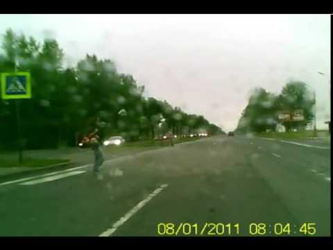 Подборка аварий на видеорегистратор 13