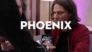 Montreux Jazz Festival 2017   Interview Phoenix