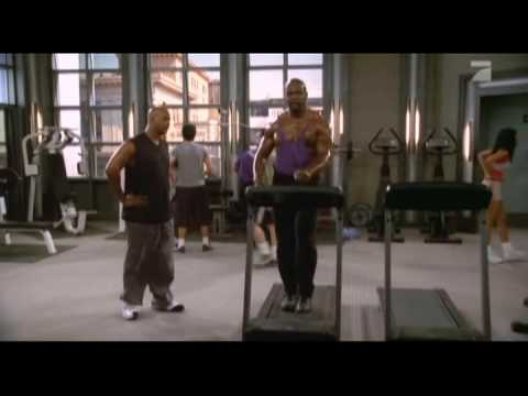 Terry Crews - Euro Training
