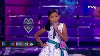 Sof�a Escobar - 'no Te Pido Flores' - Concierto 3  | Academia Kids Lala 2