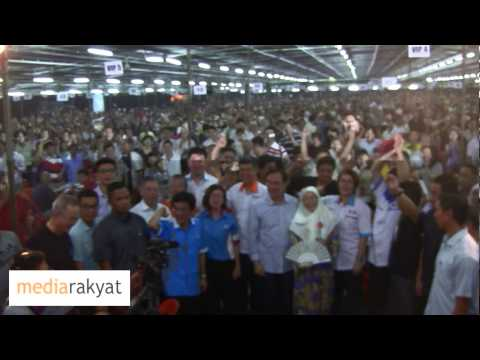 Elizabeth Wong: Thank You Very Much, Voters Of Kajang