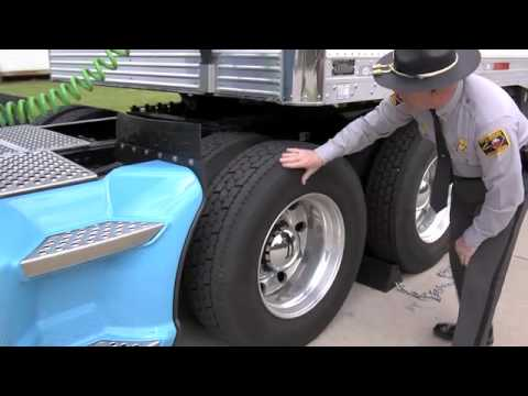 CSA Tire Inspection