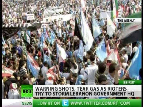 Beirut Blasted: Clashes as protesters attempt to storm govt HQ
