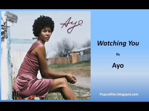 Ayo - Watching You
