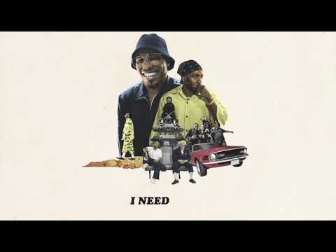 Anderson .Paak - TINTS ft. Kendrick Lamar (Official Lyric Video) MP3
