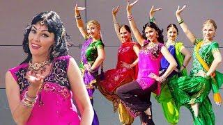Paranda | Indian Dance Group Mayuri | Russia, Petrozavodsk