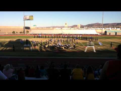 Basic High School Marching Band 2011-2012 (The Wolfpack Regiment)