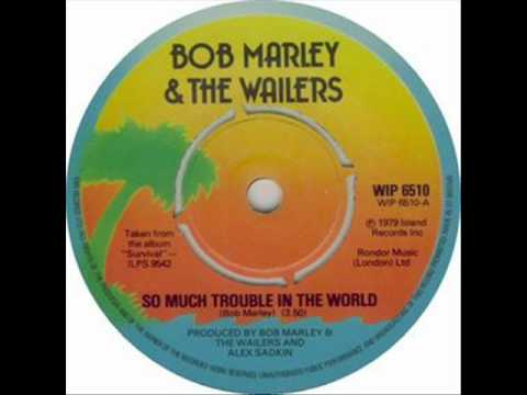 MADNESS VS BOB MARLEY - SO MUCH TROUBLE IN THE WORLD