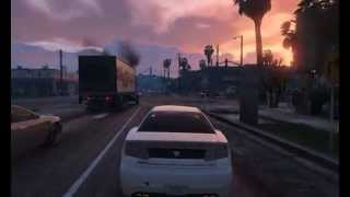 GTA V Grand Theft Auto 5 AMD A10 5800k