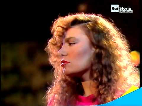 ♫ Loredana Bertè ♪ Non Sono Una Signora (1982) ♫ Video & Audio Restaurati HD