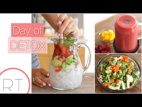 Day Of Detox (Recipes + DIY)