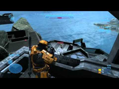 Halo Reach Rampage