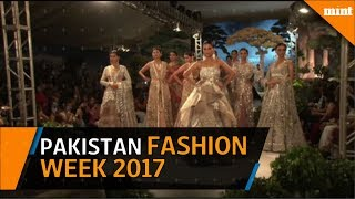 Pakistan Fashion Week 2017 wraps up in Karachi