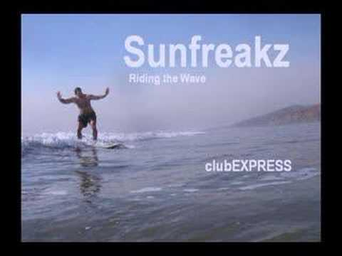 Sunfreakz - Riding the Wave
