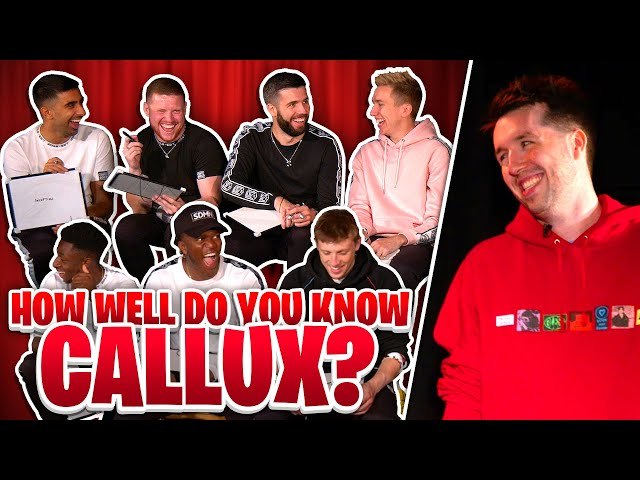 Which of the Sidemen knows Callux the best? thumbnail